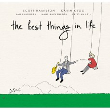 Scott Hamilton & Karin Krog - The Best Things In Life